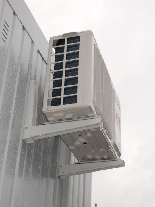 airco klascontainers
